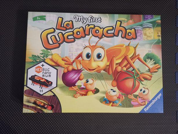 My first La cucaracha gra planszowa