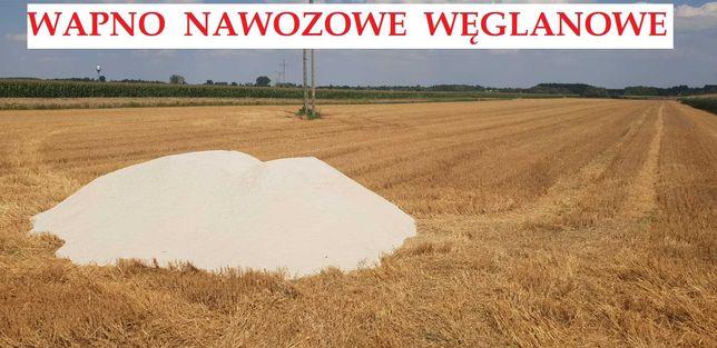 Wapno Nawozowe Węglanowe, Magnezowe, Kreda - ATESTY! -DOTACJE!!!