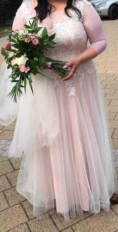 Suknia ślubna plus size IDEO design
