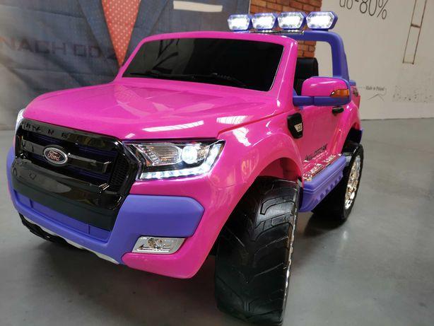 Ford Ranger 4x4 auto autko auta autka samochód na akumulator zabawki