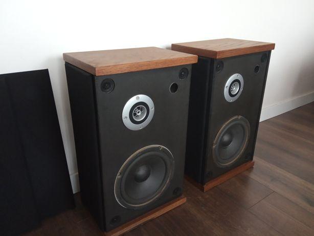 Kolumny głośnikowe głośniki KLH CB-8 vintage USA retro