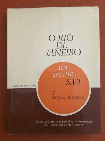 Veríssimo Serrão: O Rio de Janeiro no Séc. XVI / Infante D. Pedro