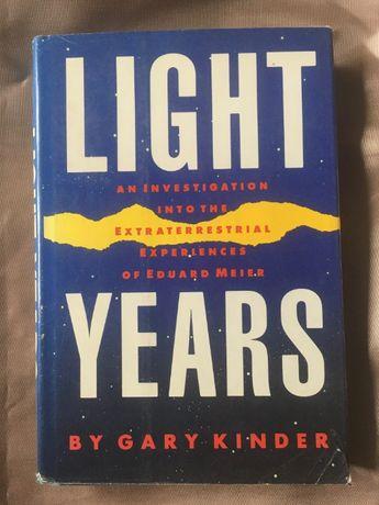 """Light years"" Gary Kinder"