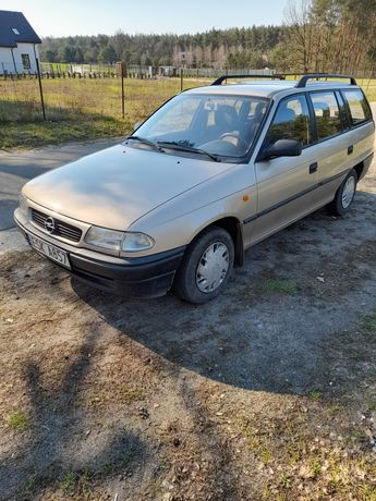 Opel Astra F 1.4 Benzyna + LPG