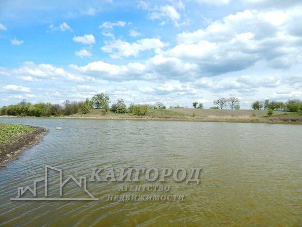Участок с выходом в озеро г. Узин
