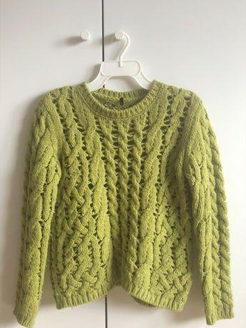 Sweter BENETTON rozmiar M