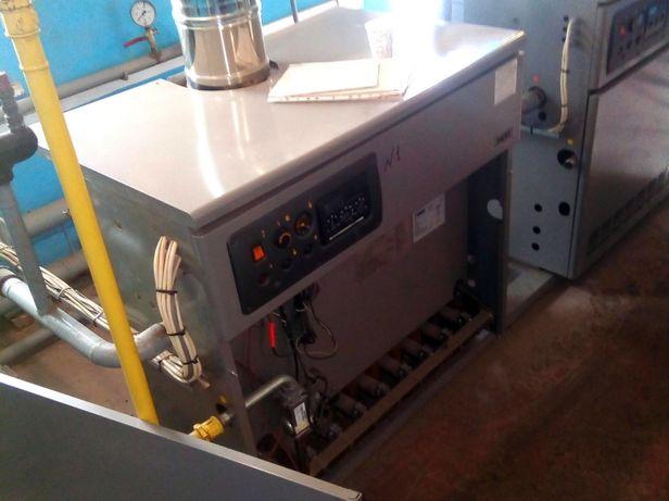 Котел газовый НЕRZ Австрия тепловая мощность kW 63-90 230 В, 50Гц
