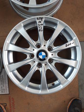 228Felgi Aluminiowe ORYGINAŁ BMW R16 5x120 ŁADNE