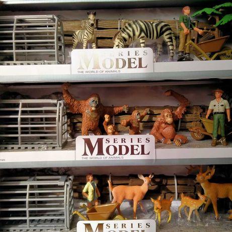 Набор реалистичных животных Model Series
