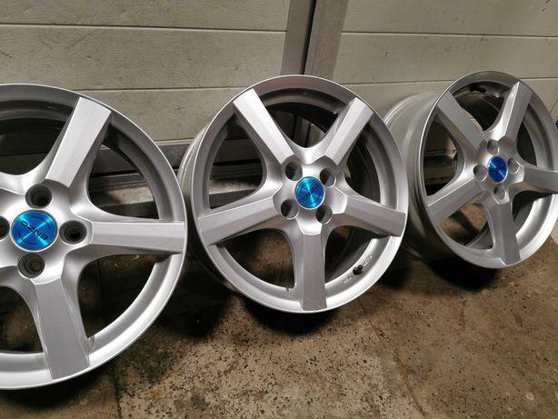 Nowe felgi 4x108 17r Peugeot, Citroen, Ford, Audi.