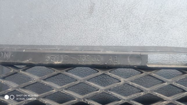 Решетка бампера на Lexus GS300
