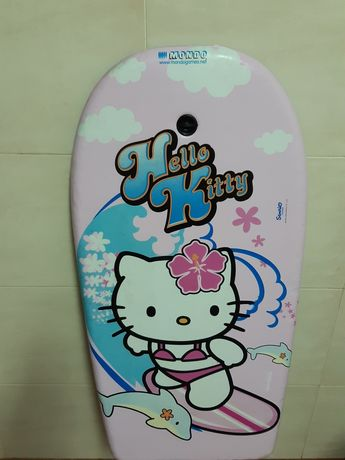 Prancha Hello Kitty