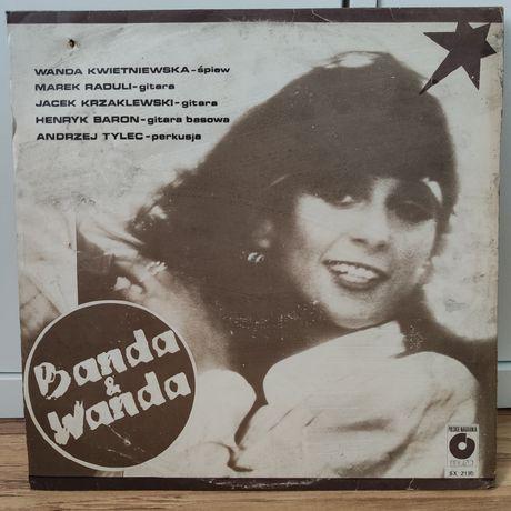 Banda & Wanda - pierwszy album - stan: VG-
