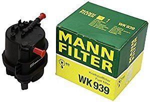 WK 939 фильтр топливный