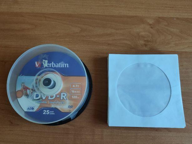 Płyty DVD-R Verbatim