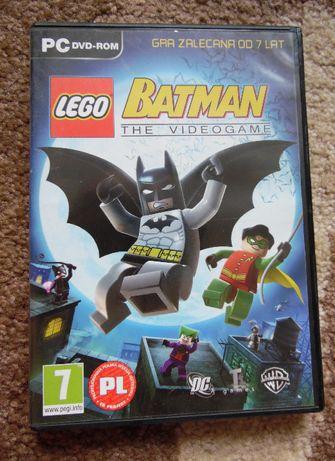 LEGO Batman - Gra na PC