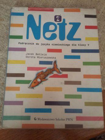 Netz 2, podręcznik do języka niemieckiego dla klasy V, PWN