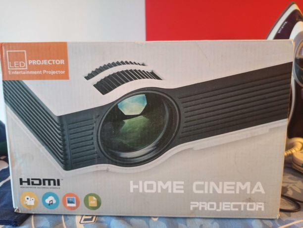 Projektor rzutnik SMP UC40+ LED HD z obsługą pendrive