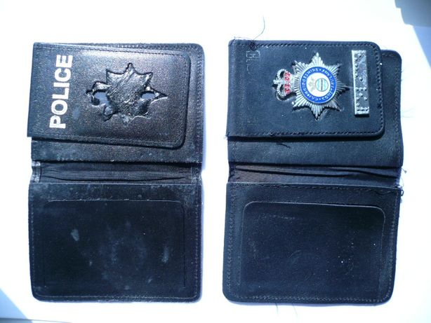 Kolekcjonerska odznaka Brytyjskiej Policji, + GRATISY