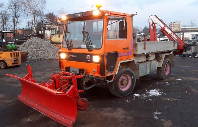 Victor Meili VM 7000 pojazd komunalny specjalny