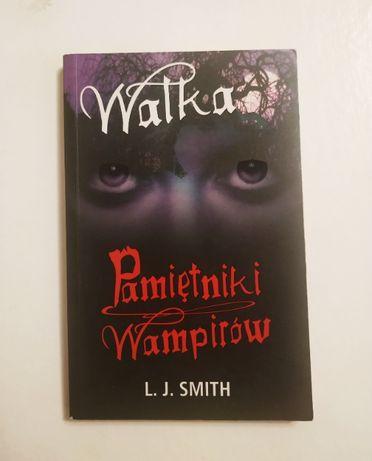 L. J. Smith Pamiętniki Wampirów - Walka