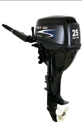 Nowy silnik zaburtowy Parsun F25 Rib Łódz Ponton Montaż