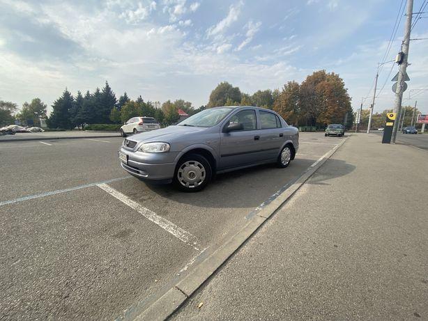 Opel astra ГБО