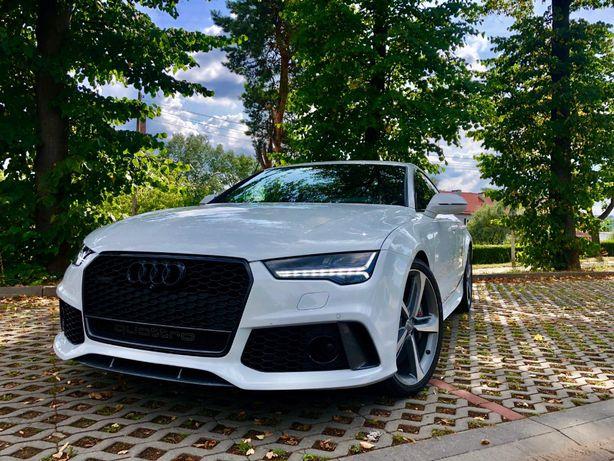 Audi RS7 4.0 TFSI salon Polska fv 23 % Akrapovic