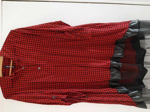 Koszula w stylu tuniki