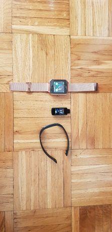 smartwatch i opaska