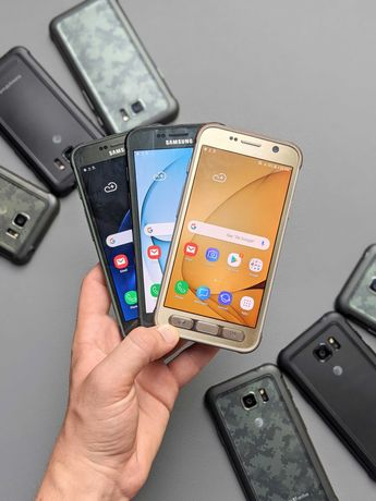 Протиударний Samsung Galaxy S7 Active як Blackview Sigma Armor