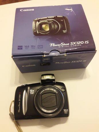 Aparat Canon Power Shot SX120 IS