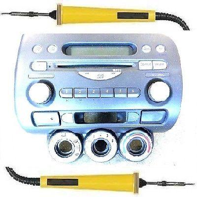 Reparo Rádio Honda JAZZ