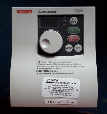 Частотний перетворювач 0.4Кw. 380v Японець