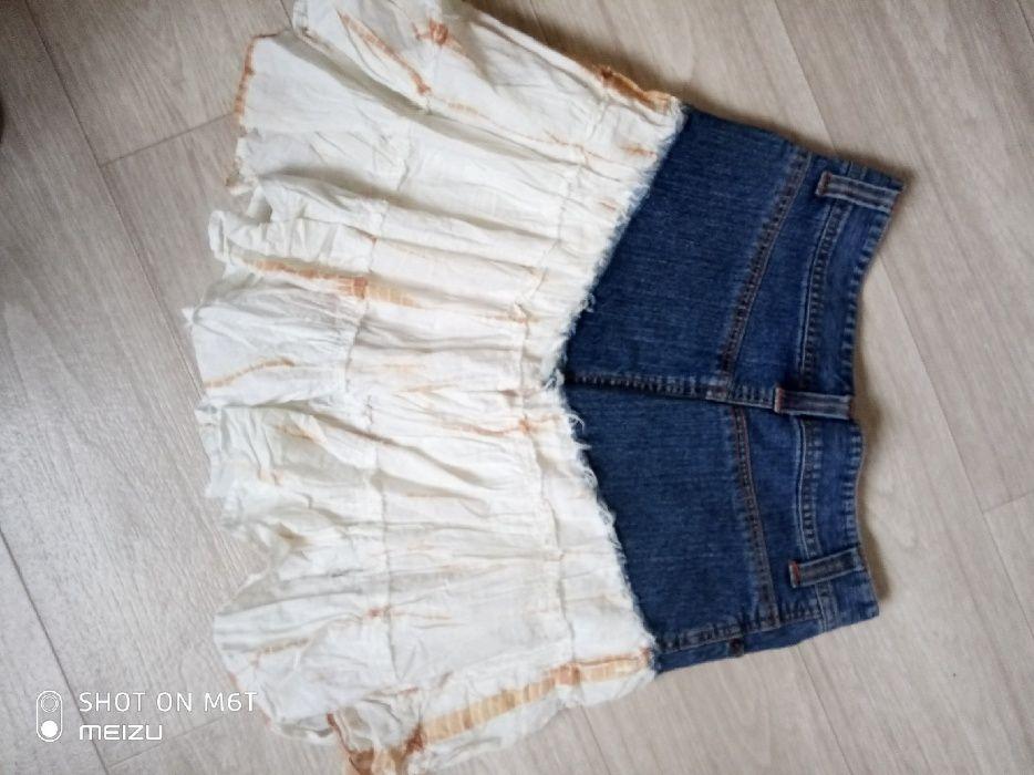 Юбка джинсовая. Распродажа. Кривой Рог - изображение 1
