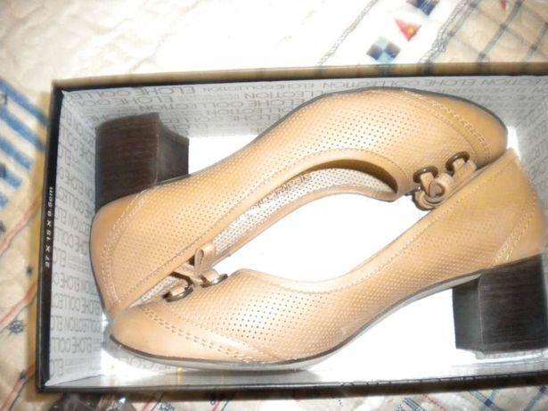 НОВЫЕ Туфли Балетки ELCHE Collection 37 размер