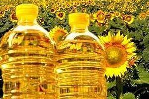 Подсолнечное масло.Олія соняшникова. Фасовка та наливом.