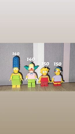 Фигурки LEGO лего