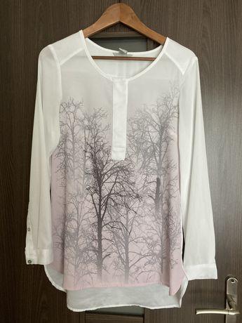Bluzka koszulowa S H&M