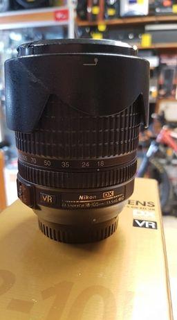 Obiektyw Nikon 18-105mm f/3,5-5,6G ED A fS VR DX ! Lombard Dębica
