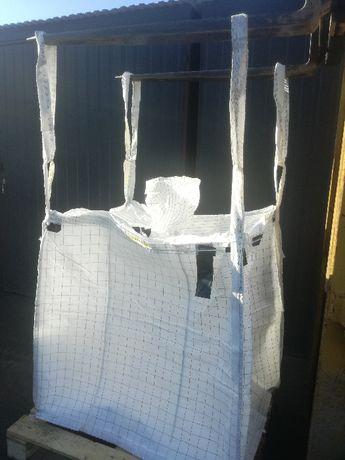 Worki Big Bag Uzywane rozmiar 90/90/125cm na piasek żwir gruz ziemię