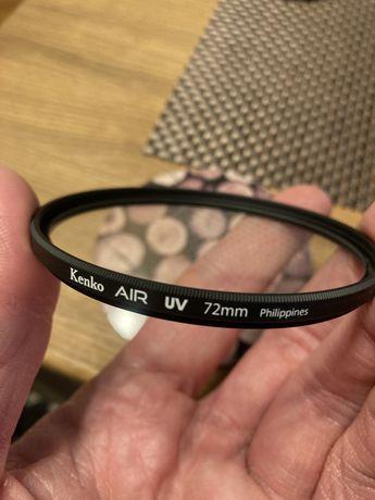 Filtr Kenko AIR UV 72 mm
