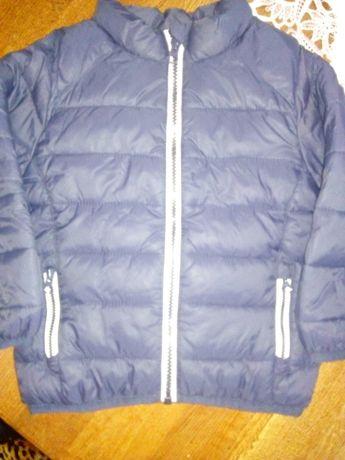 Куртка курточка для хлопчика