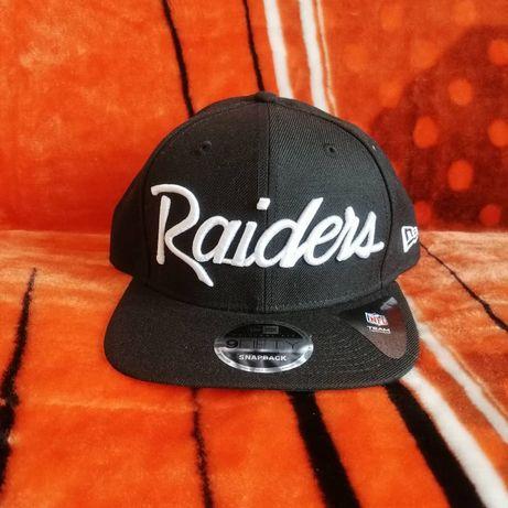 Оригинал. Кепка снэпбек New Era NFL Oakland Raiders
