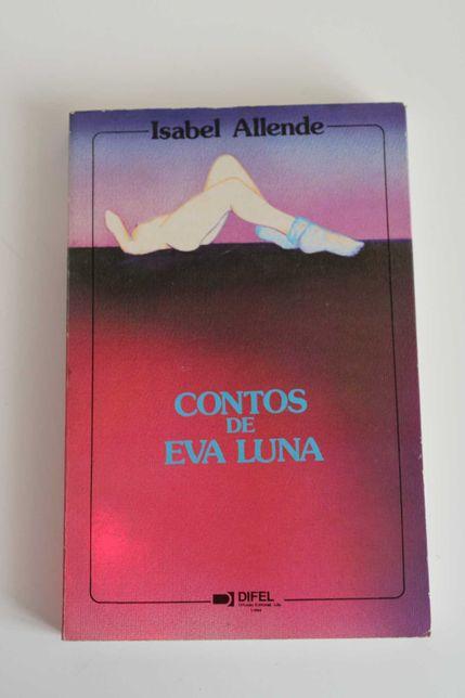 """Livro- """" Contos de Eva Luna"""" (com portes incluídos)"""