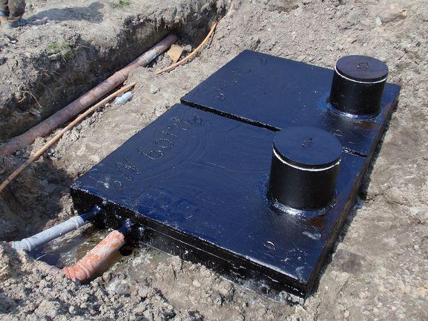 zbiornik 12 betonowy na wodę deszczówkę ścieki szambo szamba betonowe