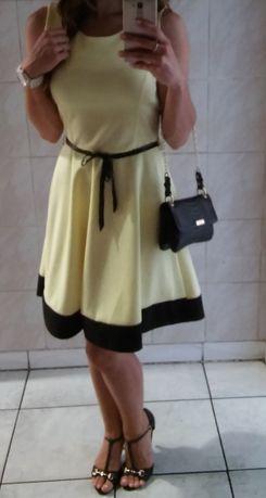 Sukienka żółta rozmiar uniwersalny