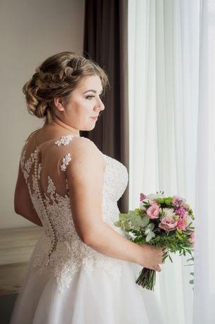 Suknia ślubna Kostaryka niższa cena