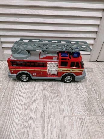 Sprzedam samochod strażacki