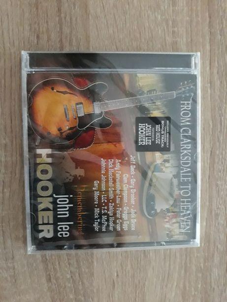 John Lee Hooker płyta nowa.